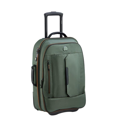 Delsey Luggage Delsey Tramontane 55cm Carry On Hybrid Luggage - Khaki