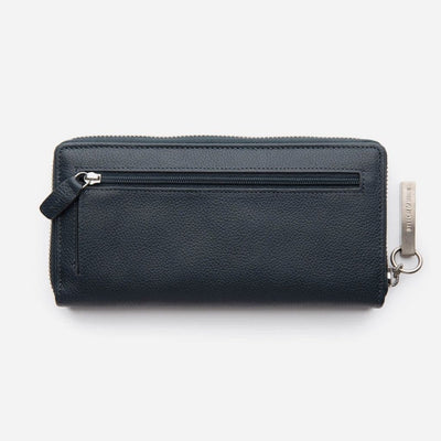 Stitch & Hide Stitch & Hide Christina Wallet - Deep Sea