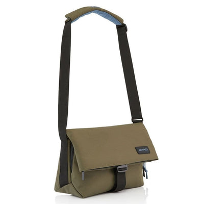 "Crumpler Crumpler Shape Of Character 13"" Shoulder Bag - Tactical Green"