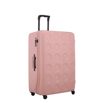 Lojel Luggage Lojel Vita 3 Piece Hardsided Luggage Set Pink