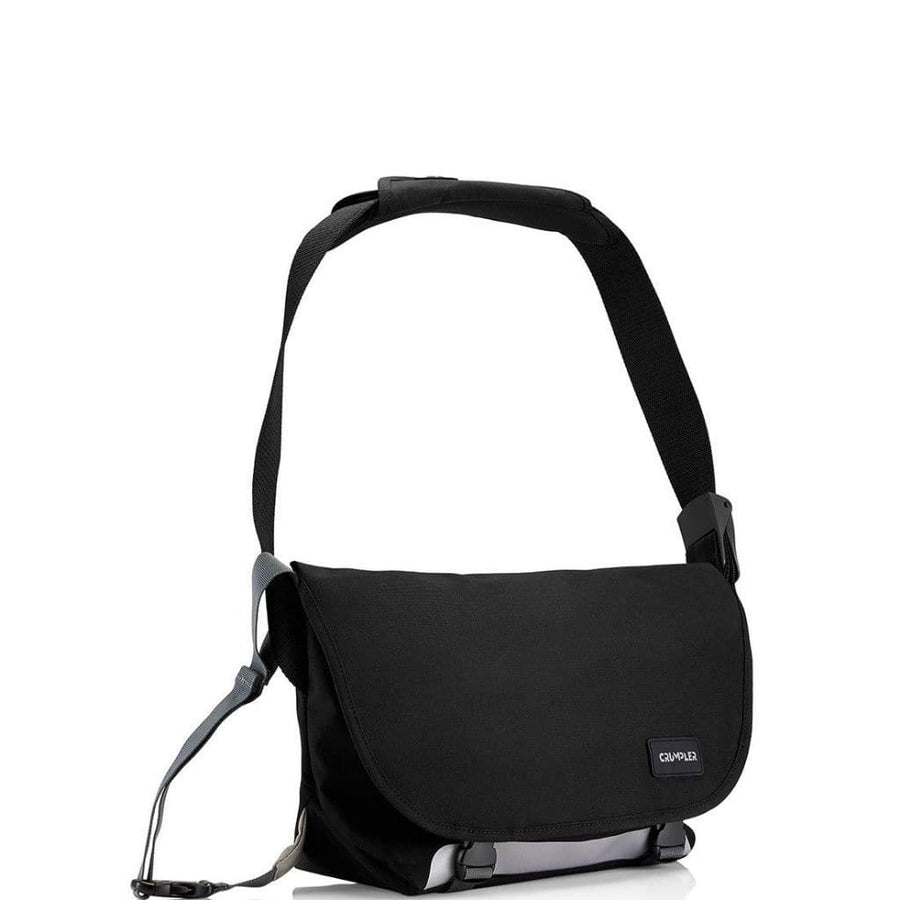 Crumpler Crumpler Comfort Zone Messenger Bag Large - Black