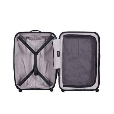 Lojel Luggage Lojel Vita Carry On 55cm Hardsided Luggage Black