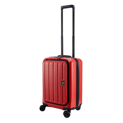 Lojel Lucid 2 Carry on 55cm Hardside luggage Red - Laptop Sleeve