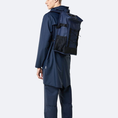 Rains Rains Mountaineer Bag - Navy