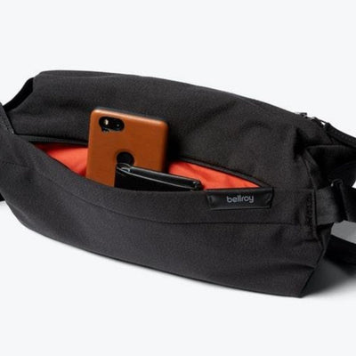 Bellroy Bellroy Sling - Venture Recycled Black