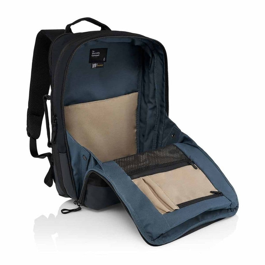 "Crumpler Crumpler Vis Compact Backpack 16"" Laptop - Black"