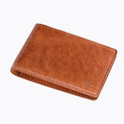 Bare Bones Standard Leather Wallet Vintage Brown