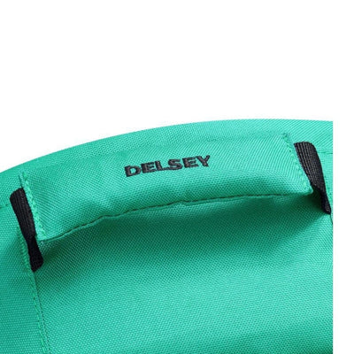 "Delsey Luggage Delsey Securban 13"" Laptop Backpack - Green"