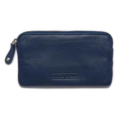 Stitch & Hide Lucy Pouch Wallet - Ocean