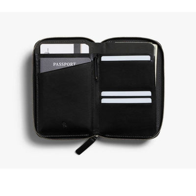 Bellroy Bellroy RFID Travel Folio Leather - Black