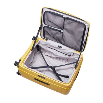 Lojel Cubo Large 74cm Hardsided Luggage - Mustard Yellow