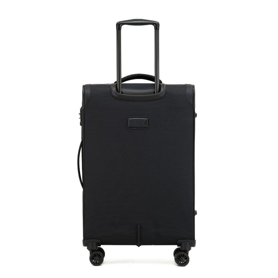 Tosca So Lite 3.0 Medium Softsided Spinner Suitcase - Black