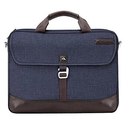"Brenthaven Collins Slim 15"" Laptop Brief - Chambray"