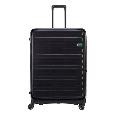 Lojel Cubo Hardsided Luggage Set of 3 - Black