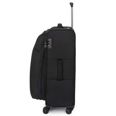 IT Luggage The Lite 75cm Large Luggage 2.4Kg - Black