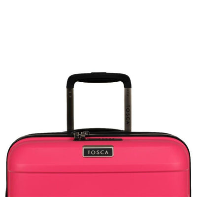 Tosca Tosca Comet 2 Piece Carry On & Large Hardsided Luggage Duo - Blue