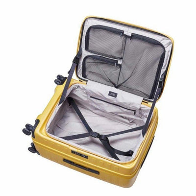 Lojel Cubo Medium 65cm Hardsided Luggage - Mustard Yellow