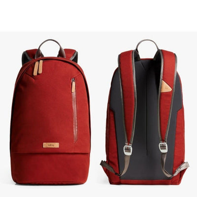 "Bellroy Campus 15"" Backpack - Red Ochre"