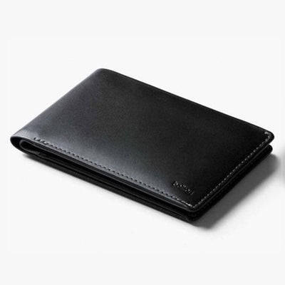 Bellroy RFID Travel Wallet Leather - Black