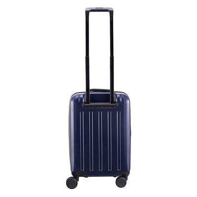 Lojel Lucid 2 Carry on 55cm Hardside luggage Navy - Laptop Sleeve