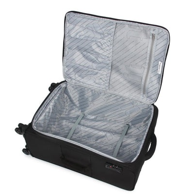 IT Luggage IT Luggage The Lite 54cm Carry On Luggage 1.9Kg - Black