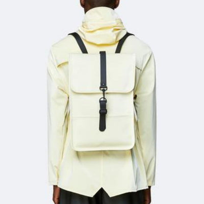 Rains Backpack Mini - Pearl