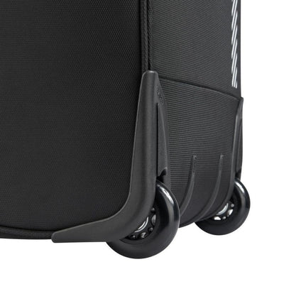 Delsey Tramontane 77cm Large Hybrid Luggage - Black