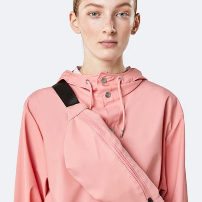 Rains MIni Bum Bag - Blush
