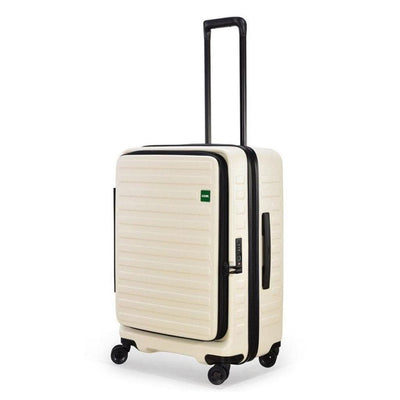 Lojel Luggage Lojel Cubo Medium 65cm Hardsided Luggage - White
