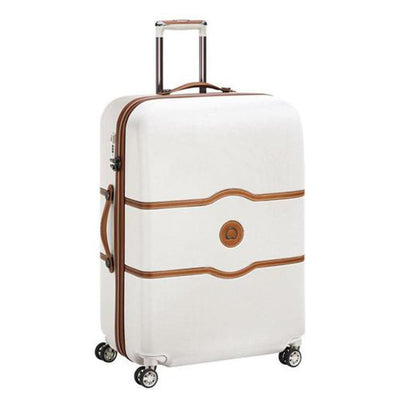 Delsey Luggage Delsey Chatelet Air - Carry On & Large Duo Hardsided Luggage - Angora