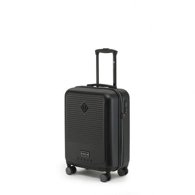 Tosca Tripster 3 Piece Hardsided Luggage Set - Black