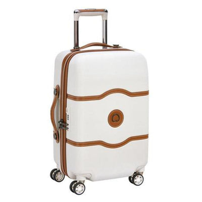 Delsey Chatelet Air - Carry On & Large Duo Hardsided Luggage - Angora