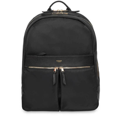 "Mayfair Beaufort Expandable Backpack 15.6"" Black"