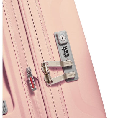 Delsey Luggage Delsey Clavel 70cm Medium Hardsided Spinner Luggage - Peony Pink