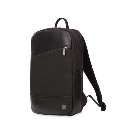 "Knomo Holburn SOUTHAMPTON Backpack 15.6"" - BLACK"