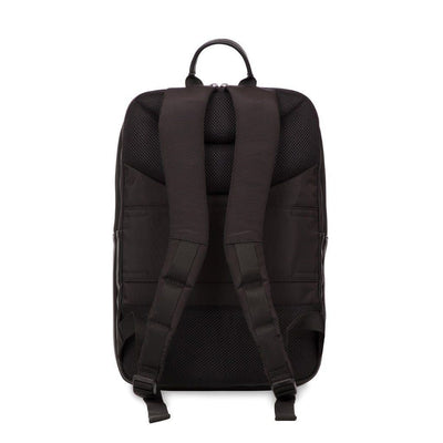 "Knomo London Holburn SOUTHAMPTON Backpack 15.6"" - BLACK"