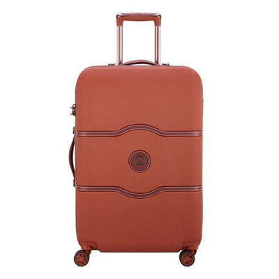 Delsey Luggage Delsey Chatelet Air 69cm Medium Luggage - Terracotta