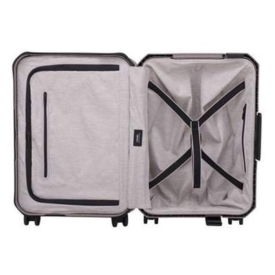 Lojel Voja Carry On 55cm Hardsided Luggage Warm Grey