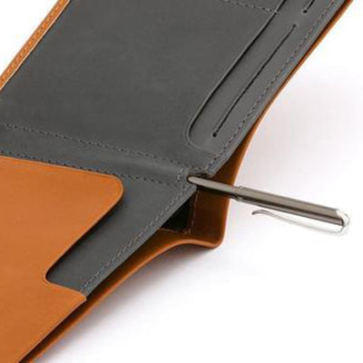 Bellroy RFID Travel Wallet Leather - Caramel