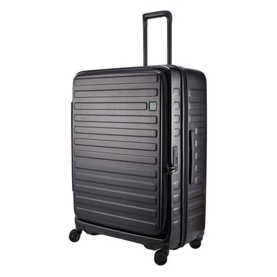 Lojel Cubo Large 74cm Hardsided Luggage - Black