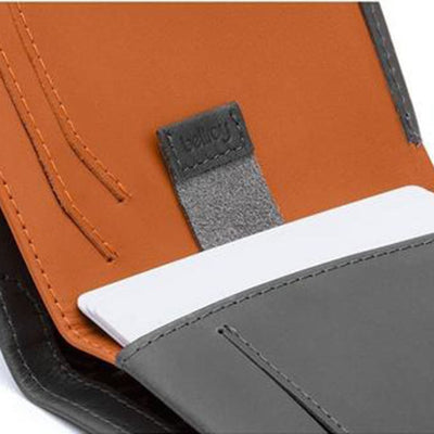 Bellroy Note Sleeve Wallet - Charcoal