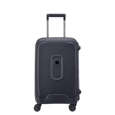 Delsey Luggage Delsey Moncey 55cm Carry On Hardsided Luggage Anthracite (2019)