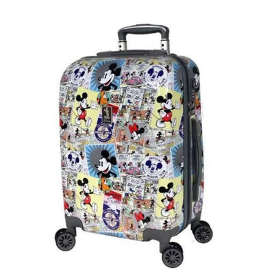 Disney Comic Strip 19 Inch Carry On Hardside Luggage