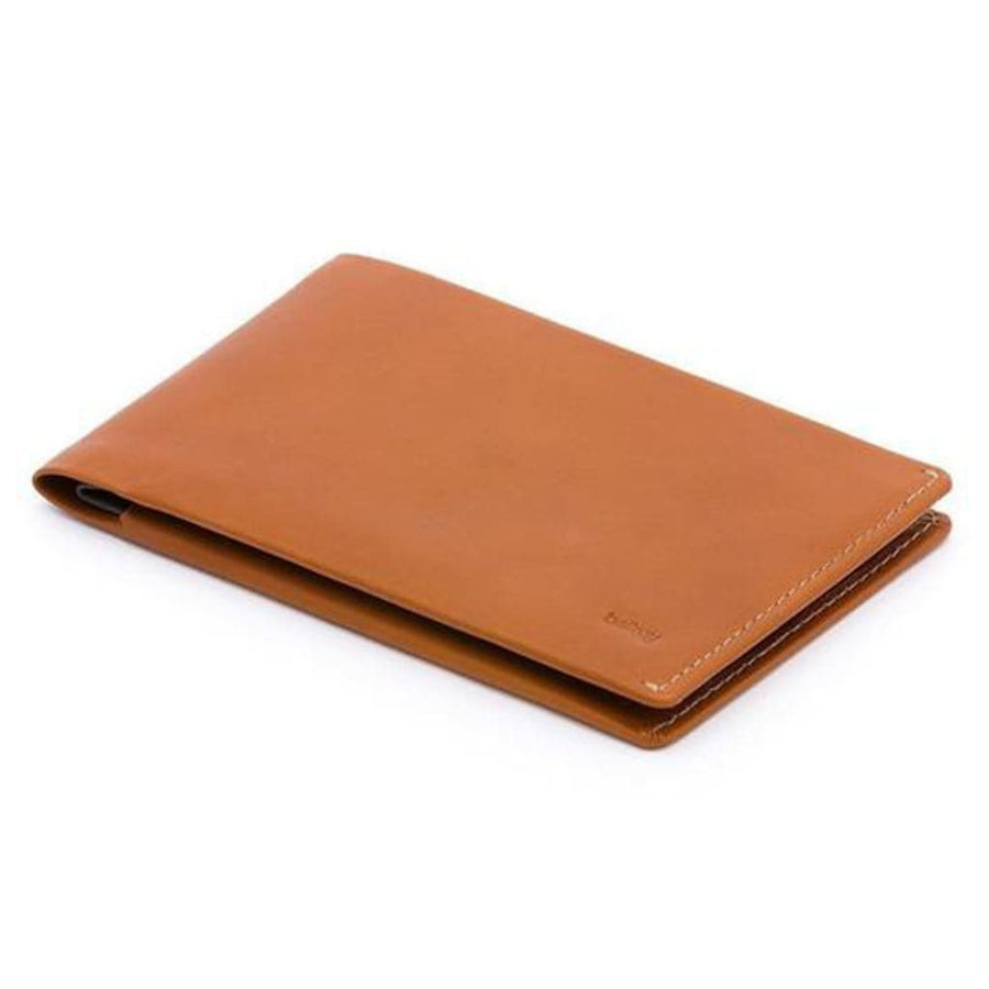 Bellroy Bellroy RFID Travel Wallet Leather - Caramel