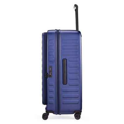 Lojel Luggage Lojel Cubo Extra Large 77cm Hardsided Luggage - Navy