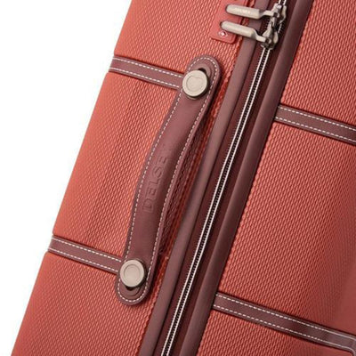Delsey Luggage Delsey Chatelet Air 77cm Large Luggage - Terracotta