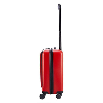 Lojel Luggage Lojel Lucid 2 Carry on 55cm Hardside luggage Red - Laptop Sleeve