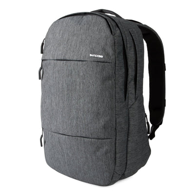 "Best Luggage Brands Online - Incase City 17"" Laptop Backpack - Heather Black - Love Luggage"