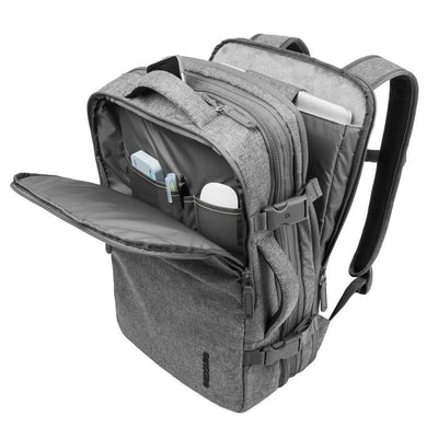 "Best Luggage Brands Online - Incase EO Travel 17"" Backpack - Heather Grey - Love Luggage"