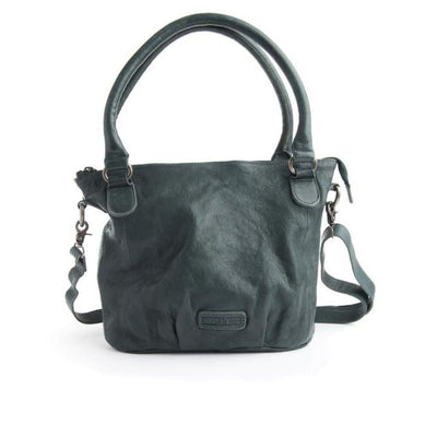 Stitch & Hide Stitch & Hide Santa Monica Leather Shoulder Bag Petrol